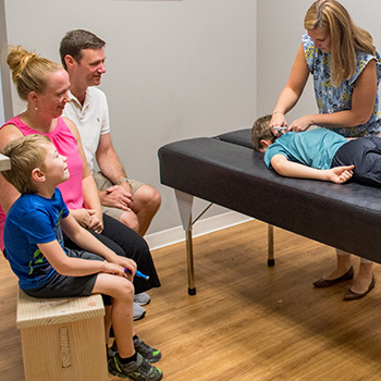 Chiropractic for children in Glen Mills and Exton, PA