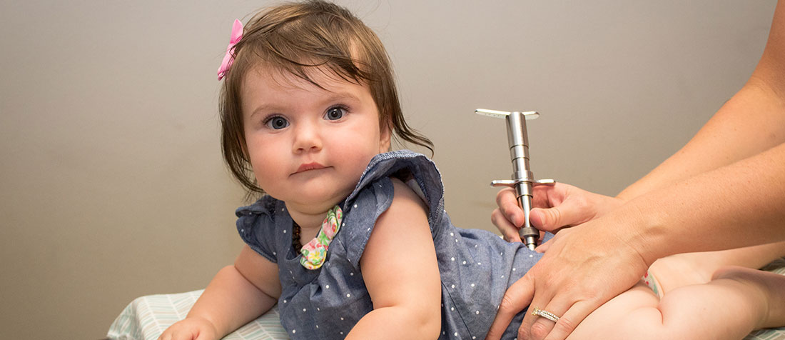Chiropractic for newborns in Glen Mills and Exton, PA